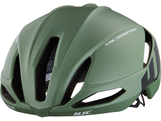HJC Furion Bike Helmet olive
